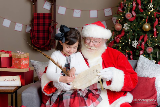 Checking Santa's List if you are naughty or nice