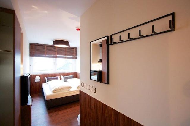 Hotel Europa Life em Frankfurt
