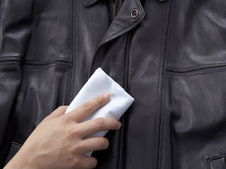 perawatan jaket kulit