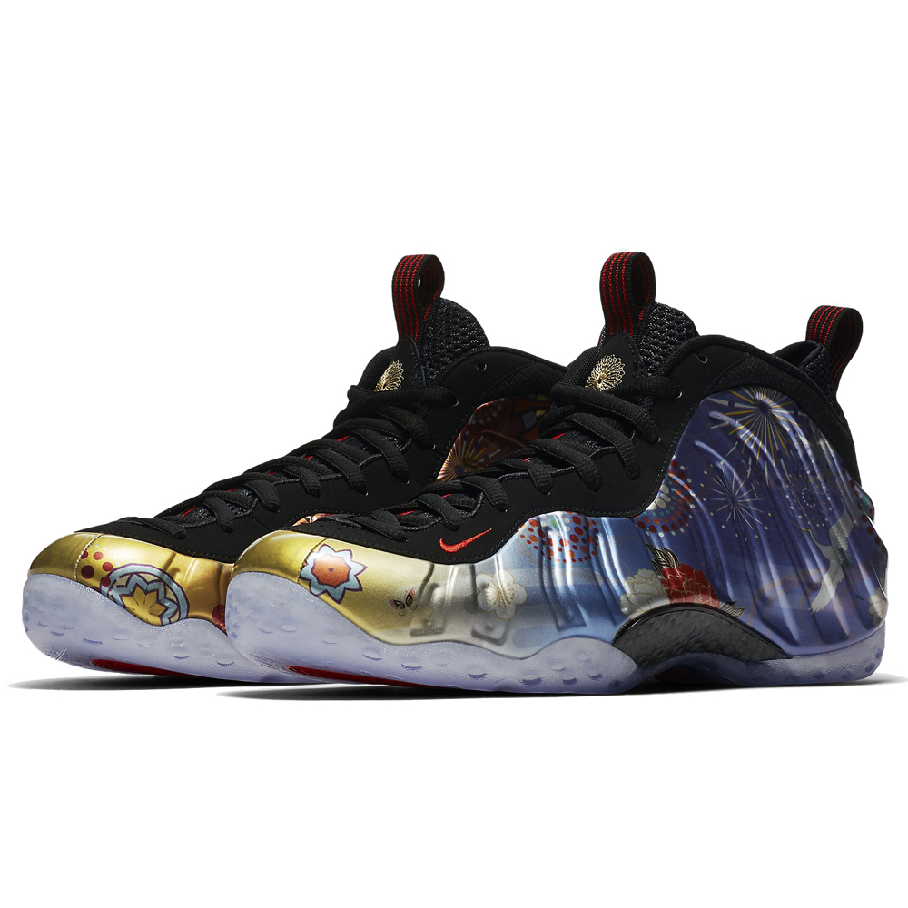 Nike Air Foamposite One W Nike air Foam posites ...Pinterest