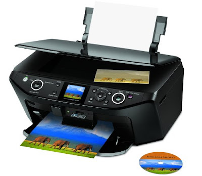 Epson Stylus Photo RX595 Driver Download