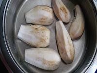yoğurtlu patlıcan yapılışı