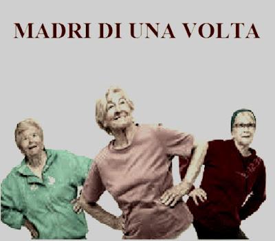 donne anziane madri di una volta