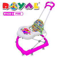 royal starlite baby walker