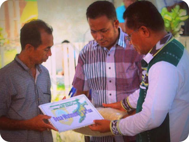 Petrus Fatlolon Ajak ASN Dukung Pembangunan Desa