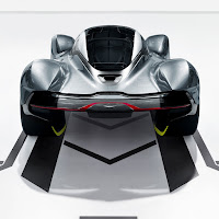Aston Martin announces AM-RB 001 technical partners