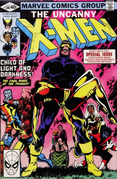 X-Men #136, Child of Light and Darkness