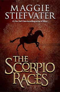 The Scorpio Races by Maggie Stiefvater [cover image]