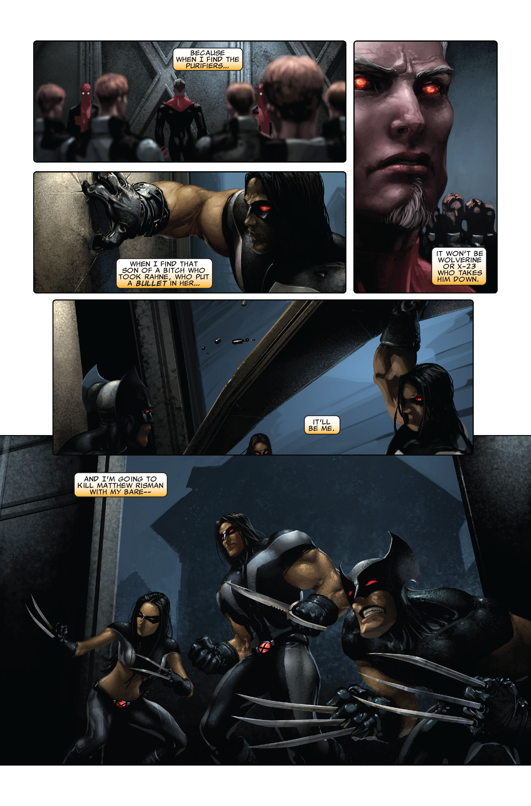 Read online X-Force (2008) comic -  Issue #3 - 11
