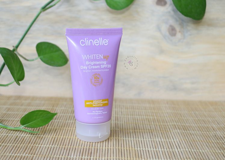 Clinelle Whiten Up Day Cream