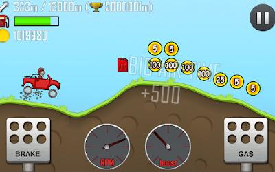 Hill Climb Racing Mod Apk v1.32.0 Free Shopping Terbaru