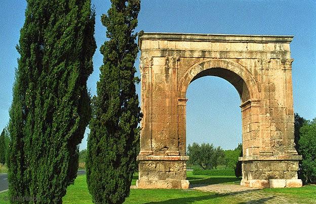 Arquitectura historia y construcci n el arco de medio punto for Arquitectura y construccion