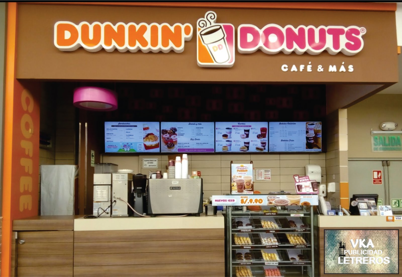 DUNKIN DONUTS AREQUIPA