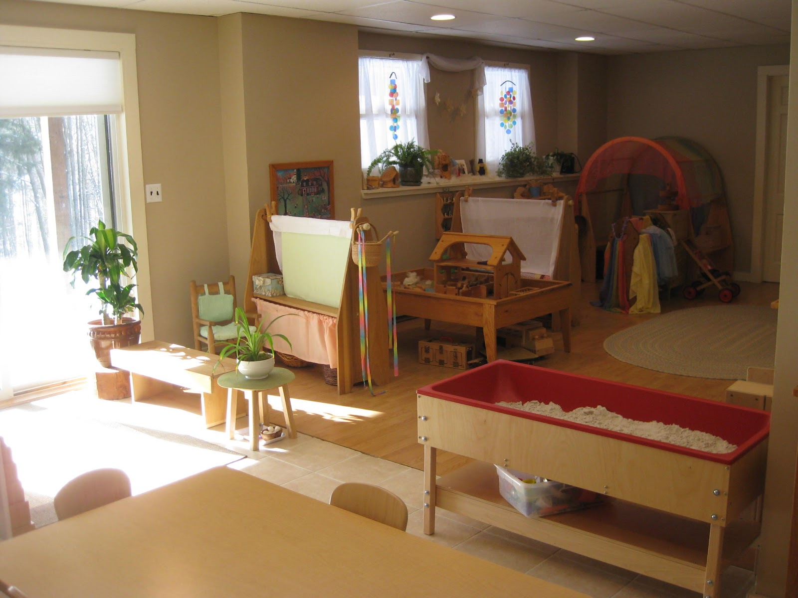 Rooms: The Wonder Years: An In-Home Childcare Room