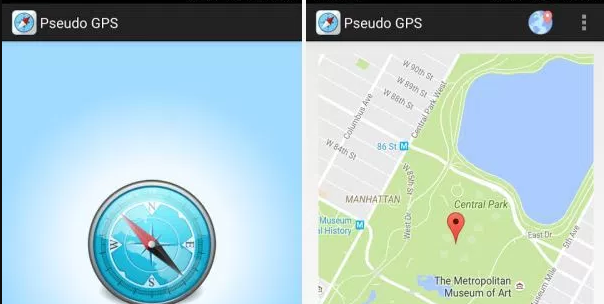 Pseudo GPS Premium Unlocked APK Free Download
