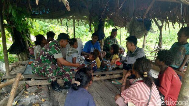 3 Warga Maluku Mati Kelaparan, TNI Turun Tangan