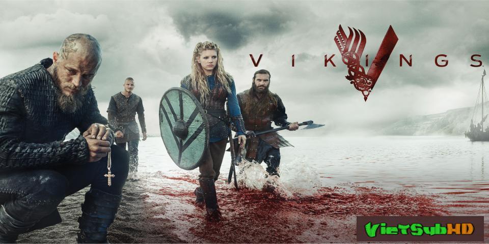 Phim Huyền Thoại Vikings (Phần 5) Tập 10 VietSub HD | Vikings (Season 5) 2017