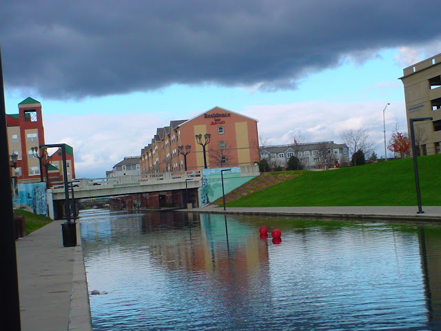 The Central Canal