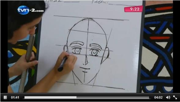 Reportaje De Mi Curso De Dibujo Manga En Buenos Días