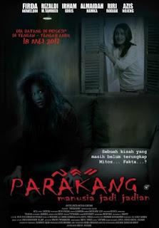 Film Parakang (Manusia Jadi-Jadian) 2017 di Bioskop