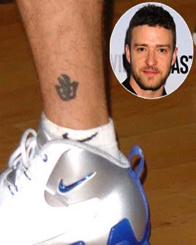 Justin Timberlake Tattoos Real 2012