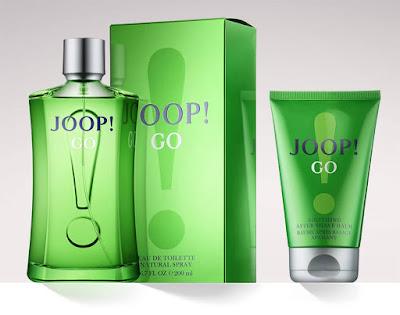 Joop Go 200 mL oraz balsam po goleniu