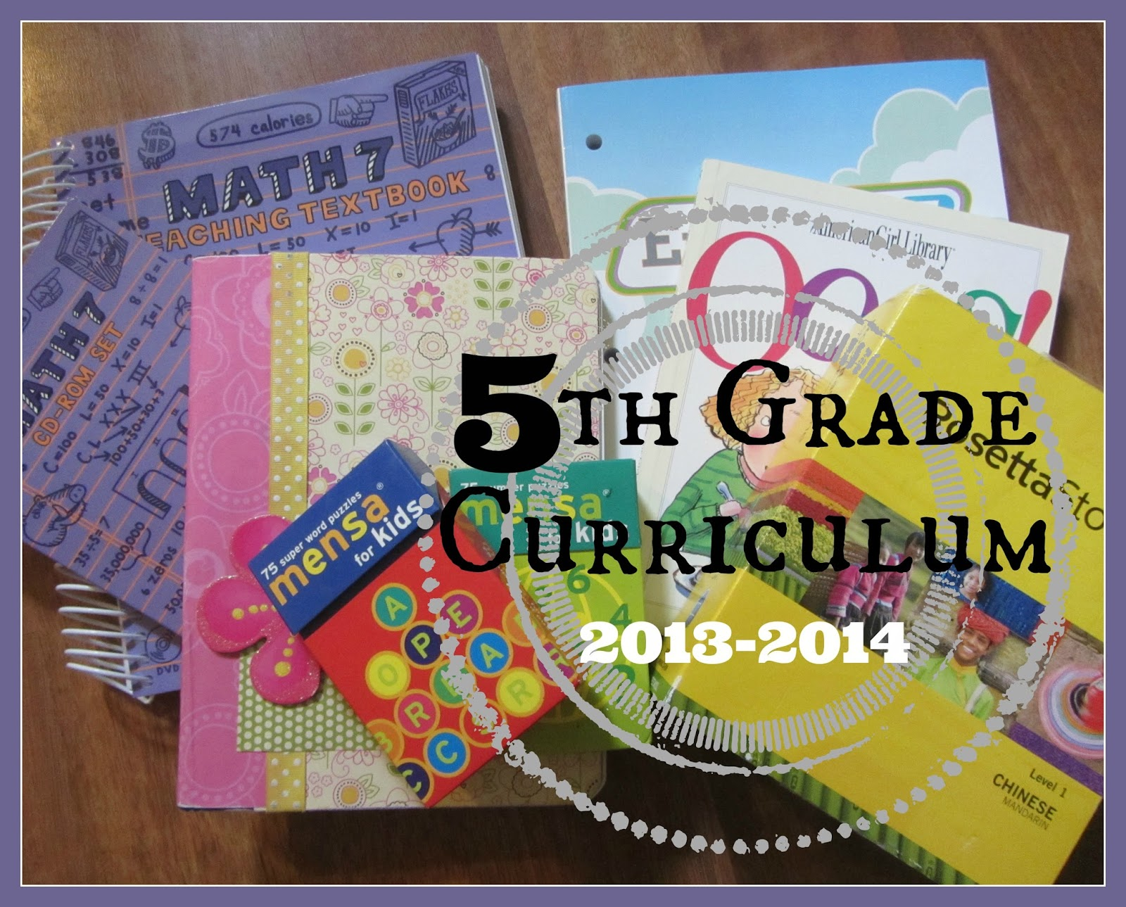 The Unlikely Homeschool 5th Grade Homeschool Curriculum