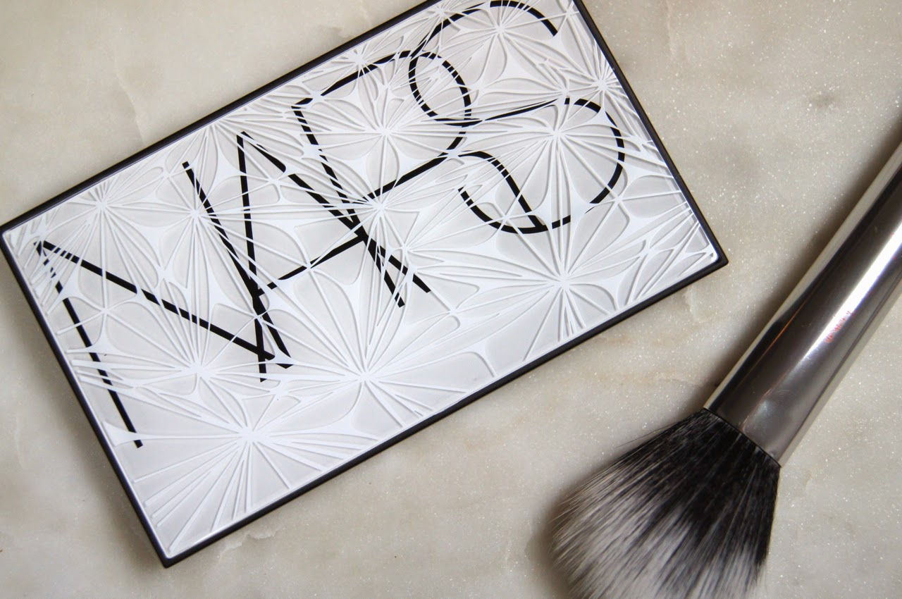 nars virtual domination cheek palette review swatches