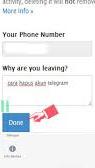 Cara Menghapus/Delete Akun Telegram 6