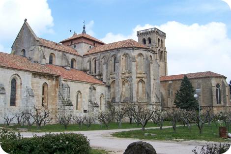 Monasterio de la Huelgas, Burgos