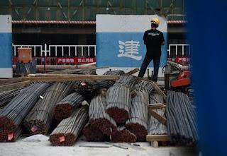 Trung Quốc – nguồn cung cấp sắt thép lớn nhất cho Việt Nam