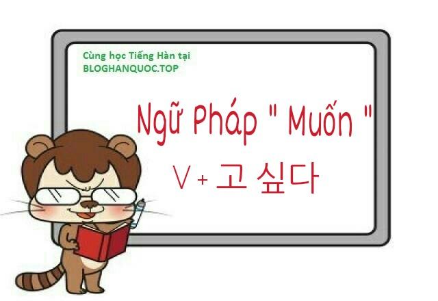 Hoc-tieng-han-ngu-phap-mong-muon-고싶다-trong-tieng-han-so-1