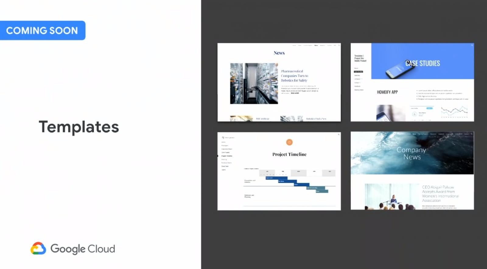 Web Design With Google Sites
