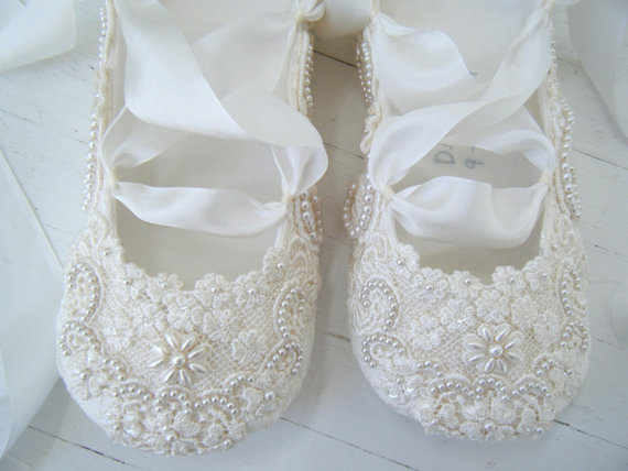 Shoes Bridal Ballet Flats Shoe