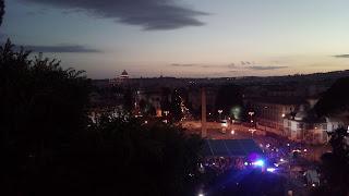 guia brasileira roma passeio noite - Réveillon em Roma 2016