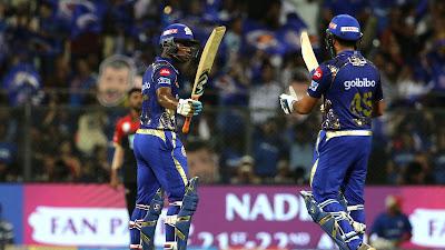 Mumbai Indians Team 2018 HD Photos
