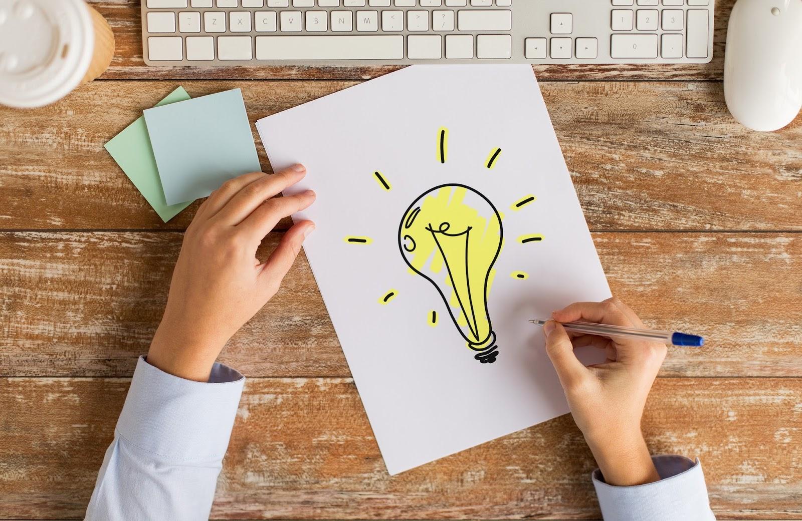 Ejercicio prácticos para generar ideas de negocios
