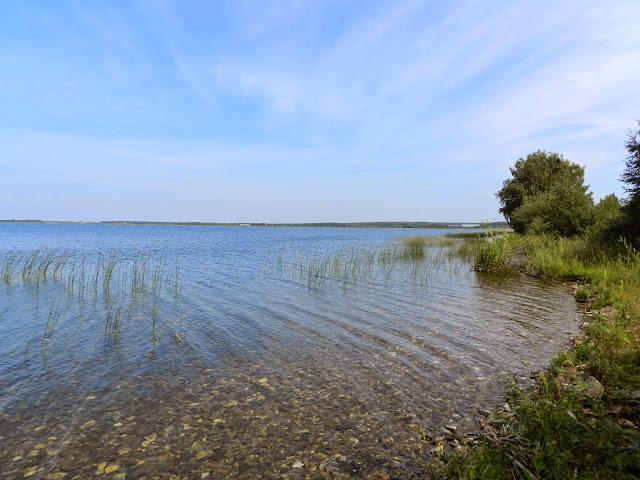 Озеро Малые Касли