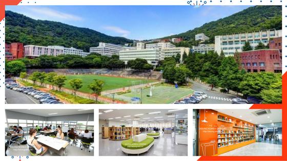 Điều kiện học tập tại trường đại học Dong A Hàn Quốc