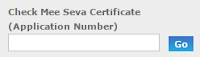 enter-mee-seva-certificate-application-number