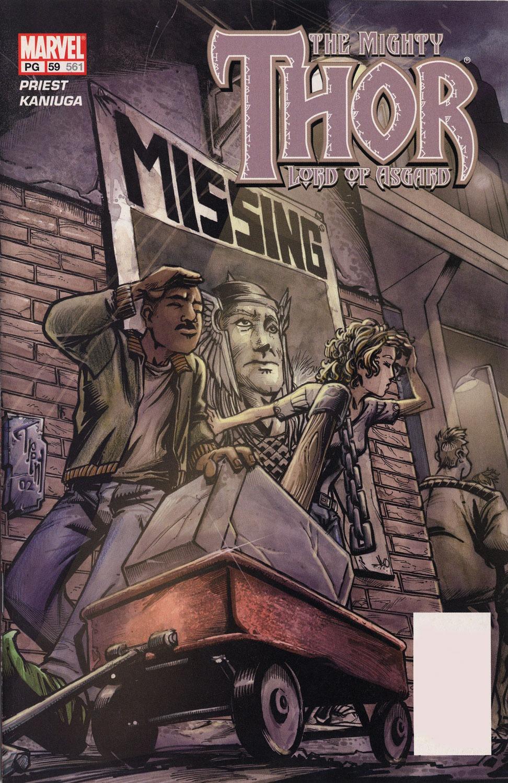 Thor (1998) Issue #59 #60 - English 1