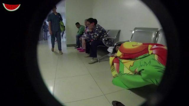La crisis sanitaria en el Hopsital Vargas!!