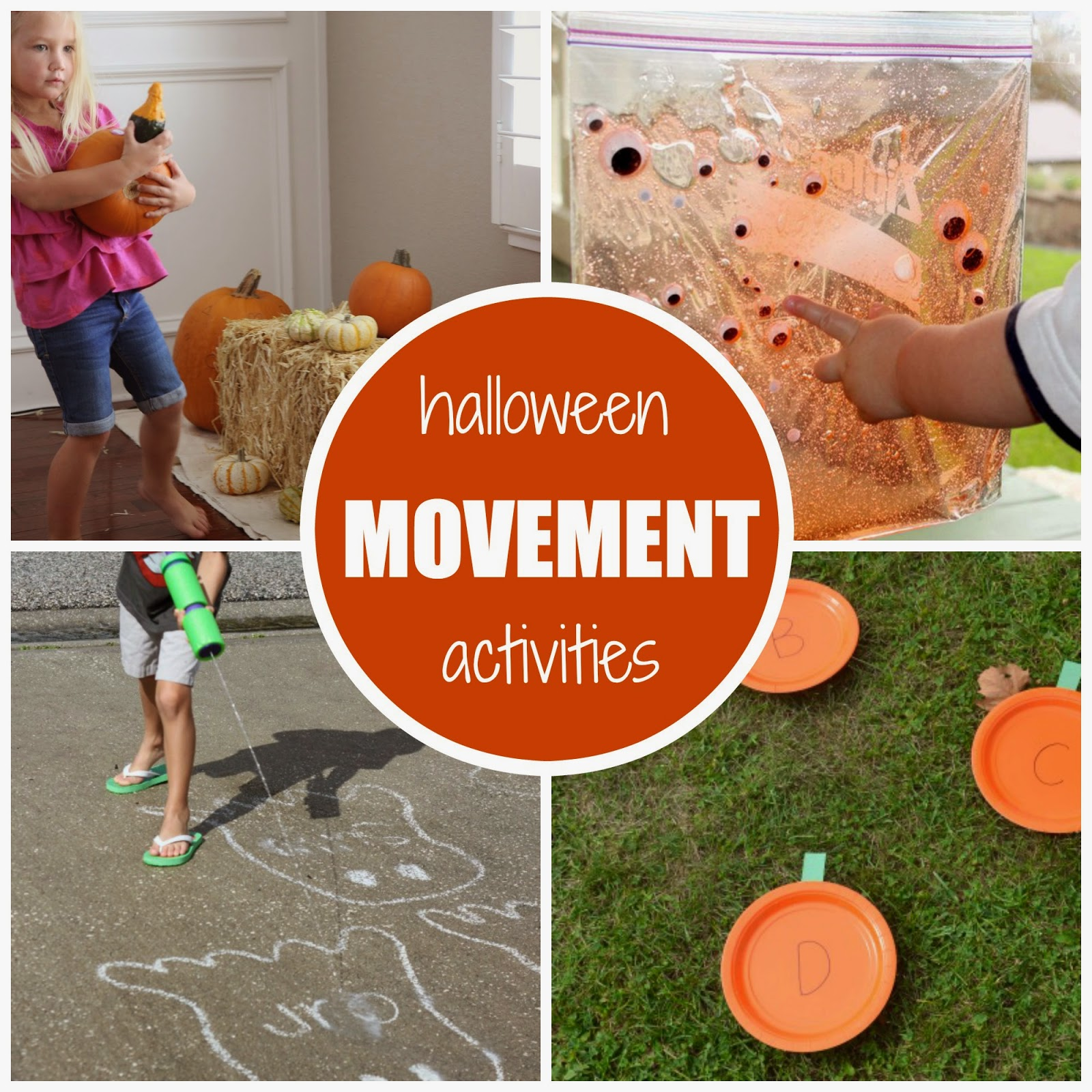 Toddler Approved Halloween Themed Movement Activities