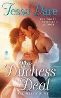 The duchess deal 1, Tessa Dare