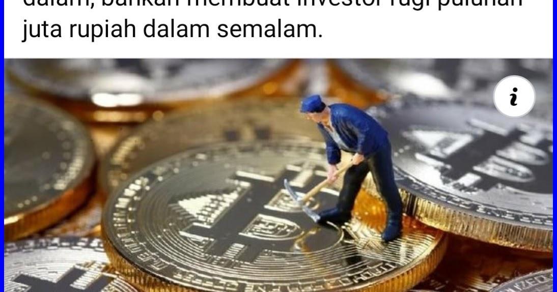 nambang bitcoin halal atau haram