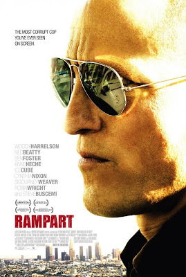 Rampart with Woody Harrelson - Movie Poster