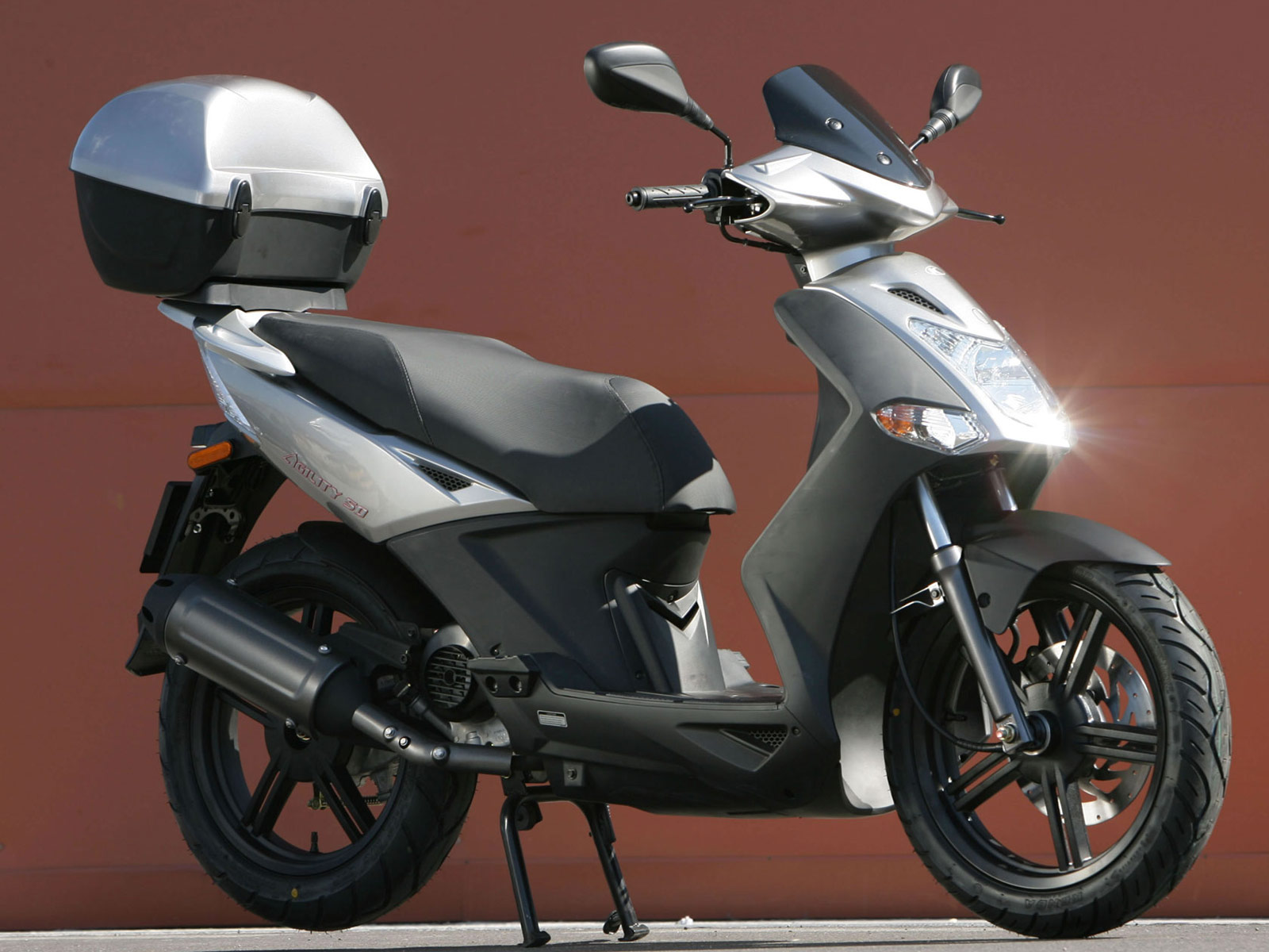 2012 kymco agility city 50 4t scooter picture specs. Black Bedroom Furniture Sets. Home Design Ideas