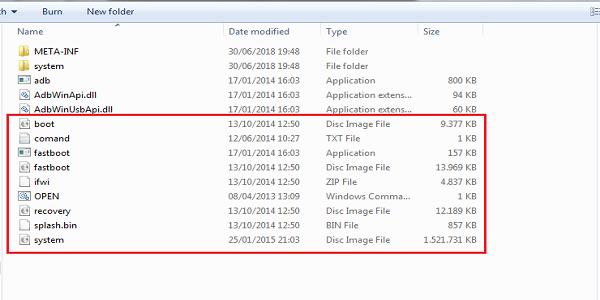 file ADB FastBoot