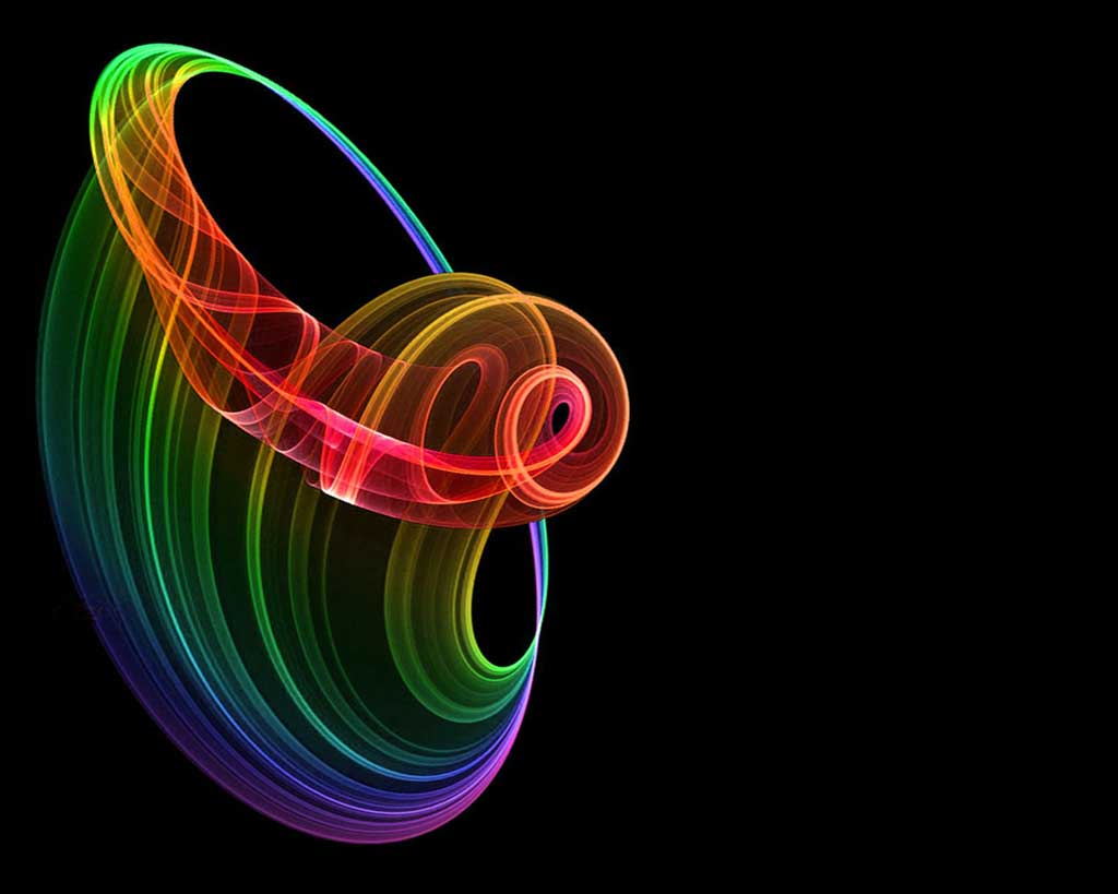 HQ Wallpapers: Black Rainbow Wallpapers