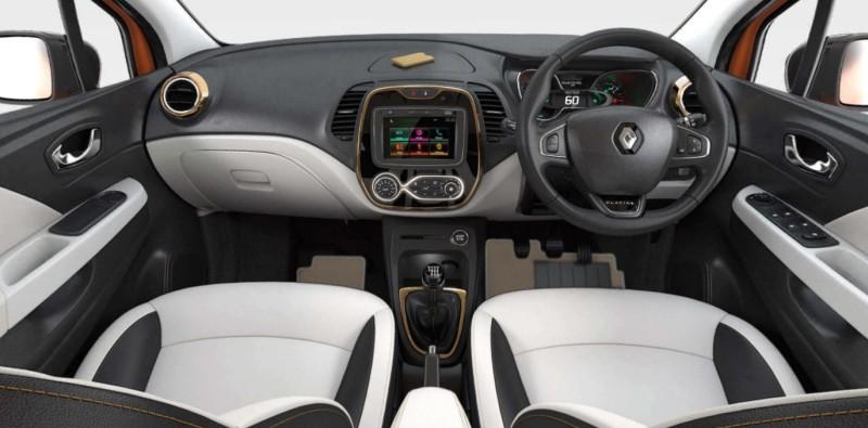 Renault CAPTUR - The Stylish New SUV - Natasha Shrotri